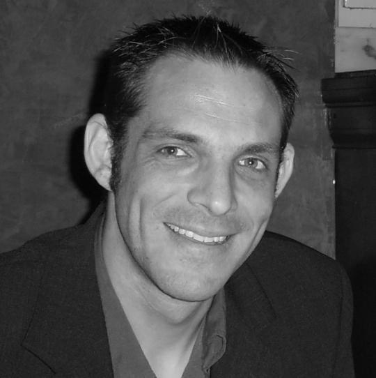 Photo of Dr Mark Morgan